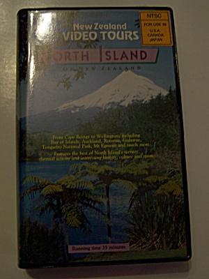 North Island Of New Zealand (Image1)
