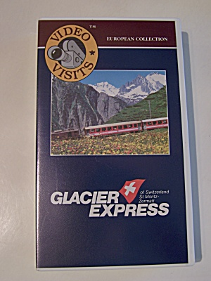 Switzerland's Glacier Express (Image1)