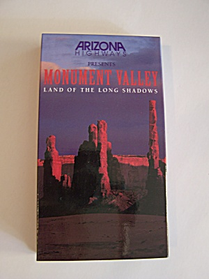 Monument Valley    Land Of The Long Shadows (Image1)