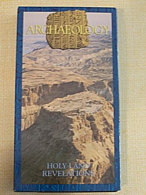 Archaeology      Holy Land Revelations (Image1)