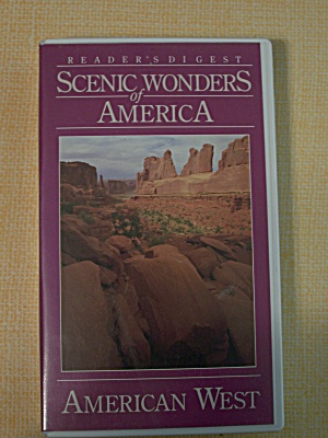 Scenic Wonders Of America -  American West (Image1)