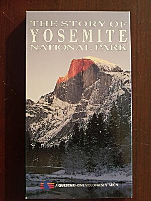 The Story Of Yosemite National Park (Image1)