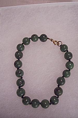 Jade Bead Bracelet (Image1)