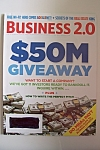 Click here to enlarge image and see more about item B20M003: Business 2.0, Vol. 6, No. 8, September 2005