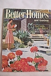 Click here to enlarge image and see more about item BHG0007: Better Homes & Gardens, Vol.37,No.7, July 1959