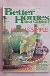 Better Homes & Gardens, Vol.82, No.3, March 2004