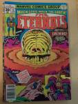 The Eternals, Vol. 1, No. 12, June 1977
