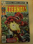 Click to view larger image of The Eternals, Vol. 1, No. 9, March 1976 (Image1)