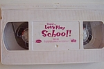 Click here to enlarge image and see more about item CVHS043: Let's Play School