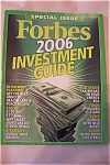 Click to view larger image of Forbes Magazine, Vol. 176, No. 12, December 12, 2005 (Image1)