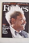 Forbes Magazine, Vol. 177, No. 9, April 24, 2006