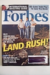 Forbes Magazine, Vol. 176, No. 2, July 25, 2005