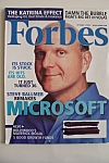 Forbes Magazine, Vol. 176, No. 6, October 3, 2005