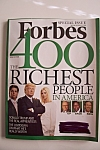 Forbes Magazine, Vol. 178, No. 7, October 9, 2006
