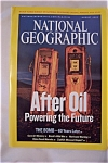 National Geographic, Vol. 208, No. 2, August 2005