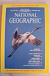 Click here to enlarge image and see more about item NGM0049: National Geographic Vol. 159, No. 2, February 1981