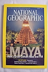 National Geographic, Vol. 212, No. 2, August 2007