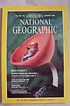 National Geographic, Vol. 163, No. 1, January 1983