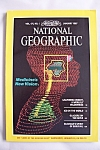 National Geographic, Vol. 171, No. 1, January 1987