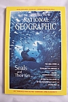 Click to view larger image of National Geographic, Vol. 171, No. 4, April 1987 (Image1)