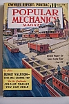 Popular Mechanics, Vol. 109, No. 5, May 1958