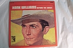 Beyond The Sunset -  Hank Williams