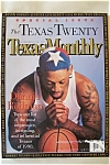 Click here to enlarge image and see more about item TMM0004: Texas Monthly Magazine, Vol. 26, No. 9, September 1998