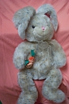 Nice large Easter Bunny.  J. C. Penny.  30 inches tall.  Very clean.