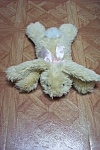 Click to view larger image of Plush Bed/Pillow Stuffed Bunny Rabbit (Image1)