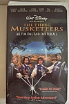 Click to view larger image of Walt Disney Pictures Presents The Three Musketeers (Image1)