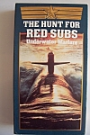 Click here to enlarge image and see more about item VHSM117: The Hunt For Red Subs Underwater Warfare
