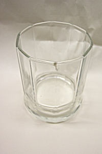 Anchor Hocking 10-Sided 6 Ounce Glass (Image1)