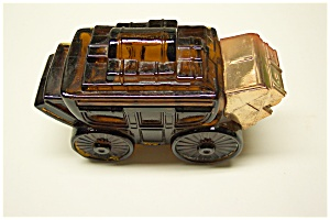 Stagecoach Decanter (Image1)
