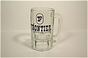 Frontier Casino Crystal Beer Mug (Image1)