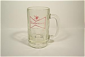 Vintage Budweiser Beer Mug (Image1)