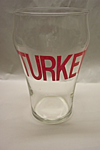 Turkey Crystal Beer Glass (Image1)