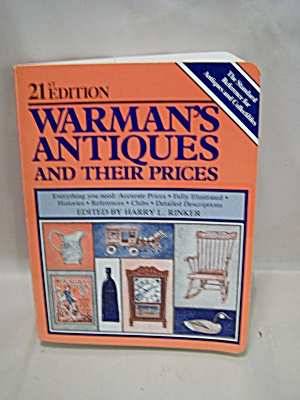 Warman's Antiques and Their Prices (Image1)