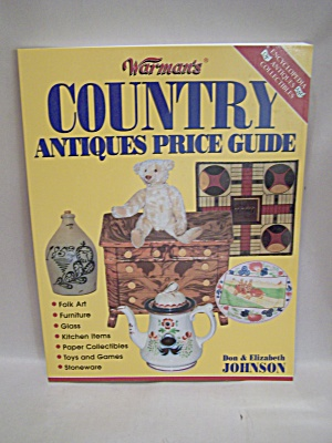 Warman's Country Antiques Price Guide (Image1)