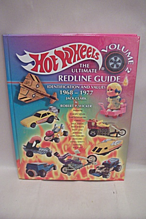 Hot Wheels - The Ultimate Redline Guide (Vol. 2)