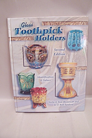 Glass Toothpick Holders- Second Edition