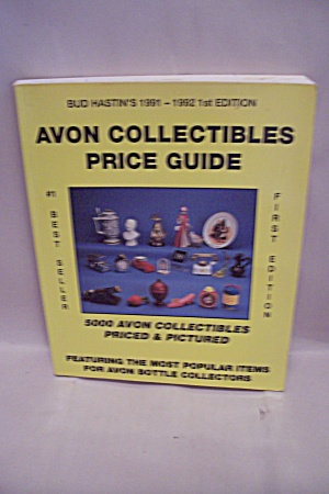 Avon Collectibles Price Guide