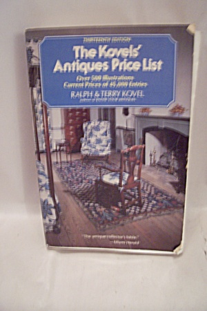 The Kovels' Antiques Price List