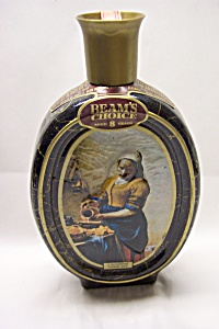 "Bean's ""A Maidservant Pouring Milk"" Bottle (Image1)"