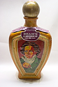 "Bean's ""Beethoven"" Bottle/Decanter (Image1)"