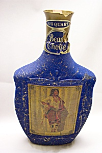 Bean's Indian Maiden - Charles Russell Bottle
