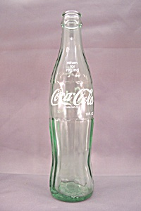 Mobile, Ala. Coca Cola 10 Ounce Glass Bottle