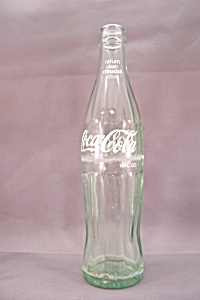 Chattanooga, Tenn. Coca Cola 10 Ounce Bottle