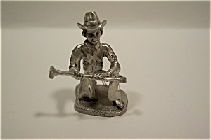 Cowboy With Branding Iron (Image1)