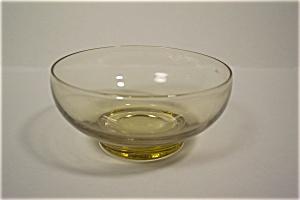 Vaseline Tinted Short Pedestal Dessert (Image1)