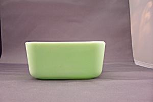 McKee Jade-ite Refrigerator Dish (Image1)